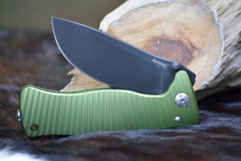 Lion Steel SR1 Molletta - Green