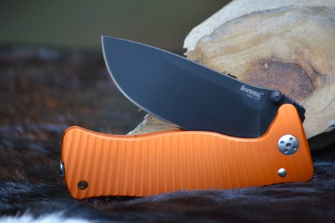 Lion Steel SR1 Molletta - Orange
