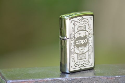 Zippo Quality Since 1932 Lighter
