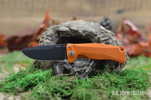 Lion Steel SR11 - Orange/Black