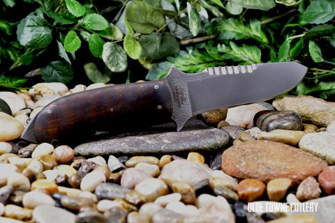Winkler Knives II - SAR, Caswell/Curly Maple