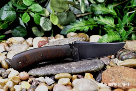 Winkler Knives Blue Ridge Hunter Caswell/Curly Maple