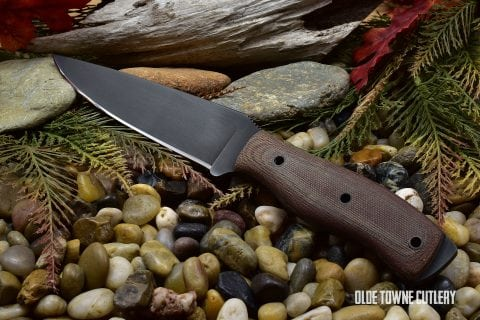Winkler Knives Recon Tan Micarta