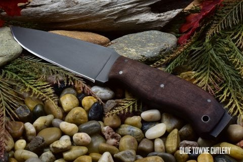 Winkler Knives Striker Maple Handle