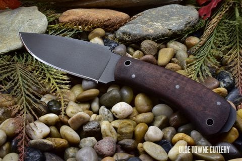 Winkler Knives Woodsman Maple Handle