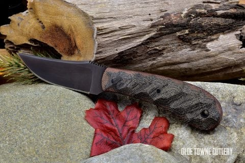 Winkler Knives Standard Duty 1 Sculpted Wasp Micarta