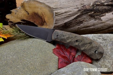 Winkler Knives Standard Duty 2 Sculpted Wasp Micarta