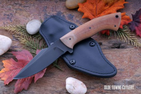 Winkler/Jason Knight Pathfinder Tan Micarta