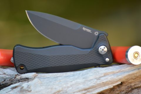 Lion Steel SR11 - Black/Black