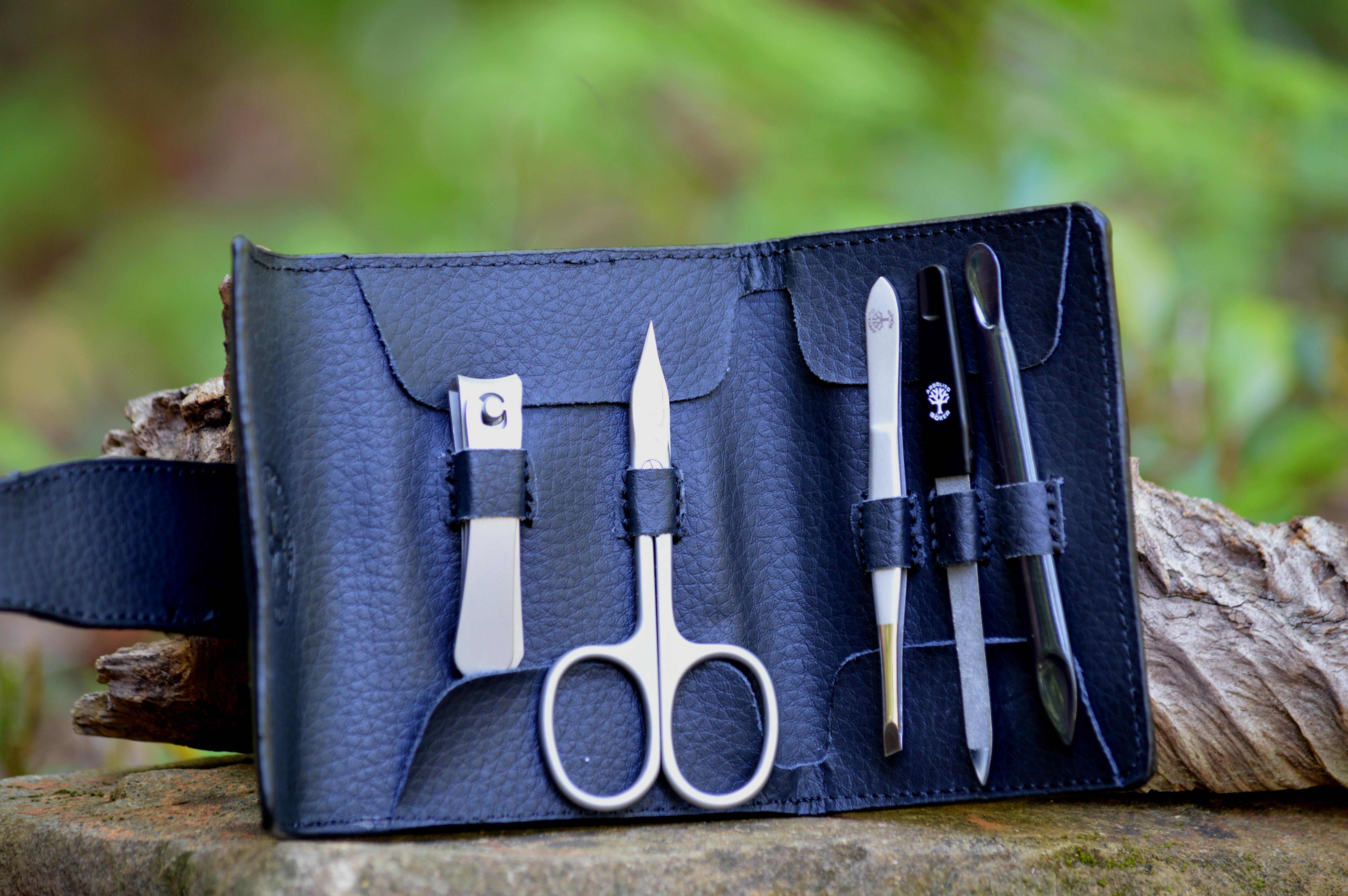 Boker 04BO606 Arbolito Manicure Set Classic