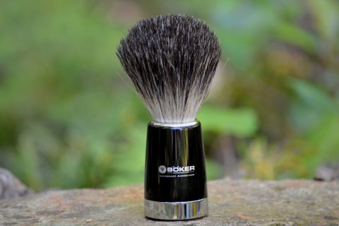Boker Pure Badger Hair Shaving Brush