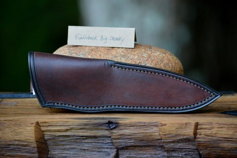 Sheath for Fiddleback Big Sneaky