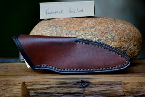 Sheath for Fiddleback Bushboot