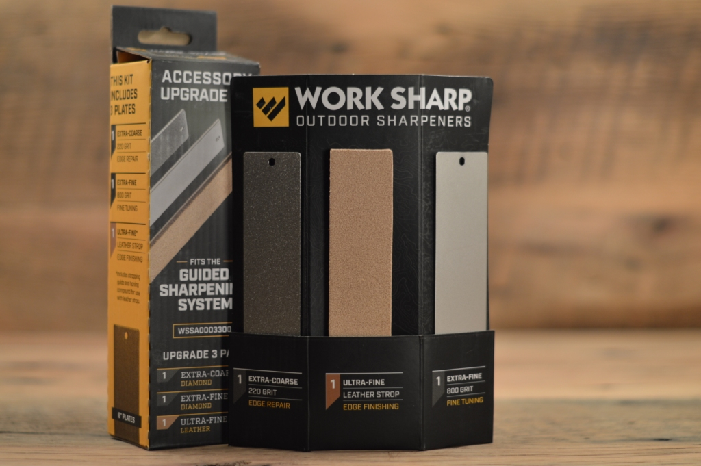 Work Sharp WSSA0003300 Accessory Upgrade Kit