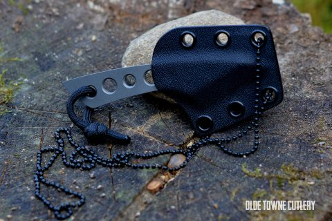Alfa Knife Kiradashi Neck Knife Titanium