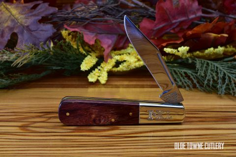 George Wostenholm Clip Point Barlow Knife - 1500E1 (BLEM - DISCOUNT)