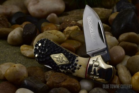 Rough Rider RR1545 Buckshot Bone Cub