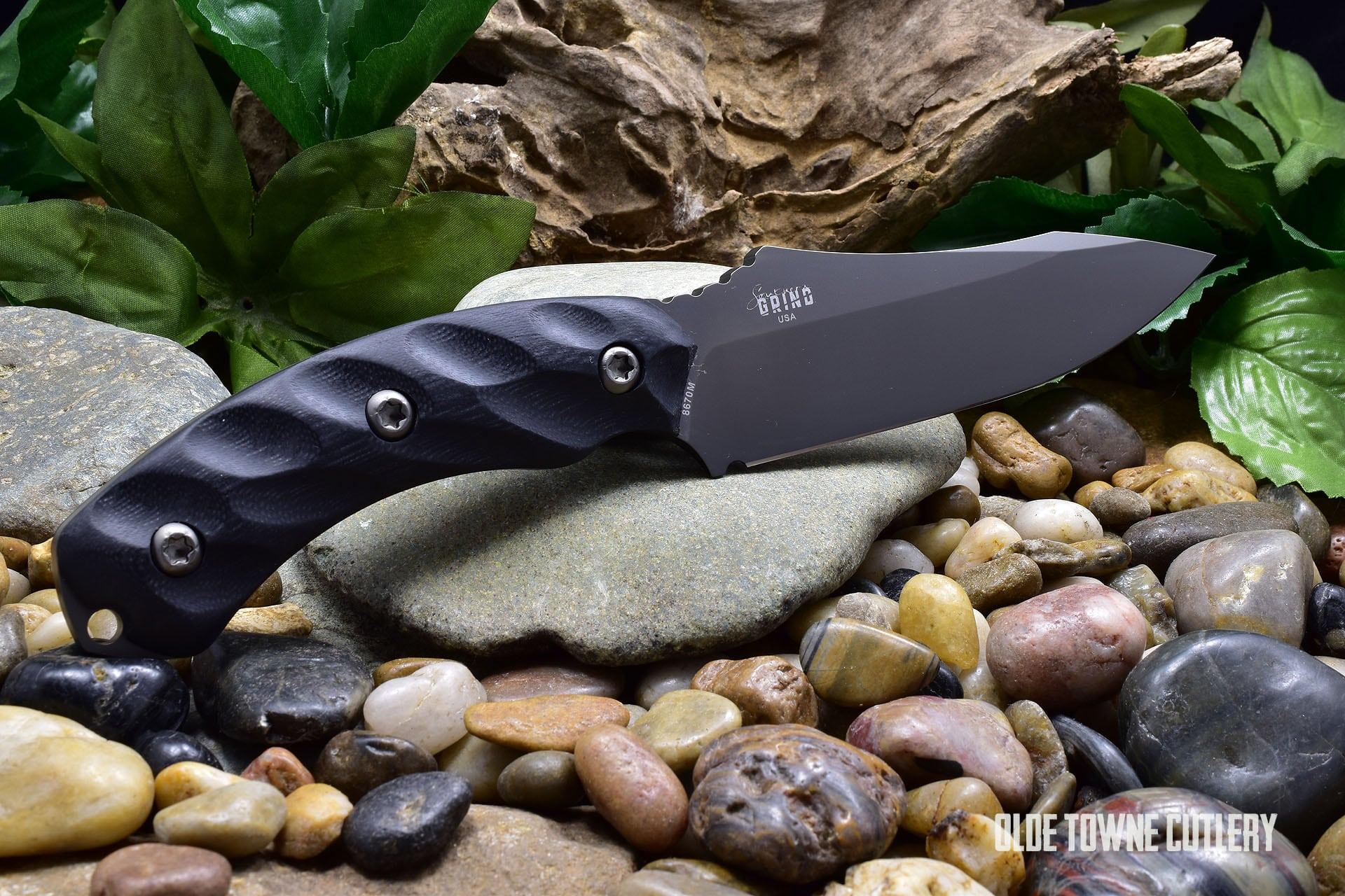 Southern Grind SG05070301-01 Jackal Gunmetal Black G10