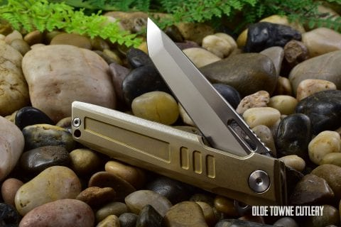 D Rocket Squared - Shark - Bronze Titanium SECOND