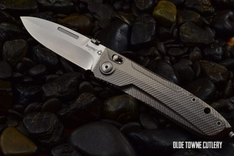 Lion Steel Big Daghetta Titanium