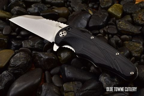 Lion Steel PM4 Linerlock - Black G-10