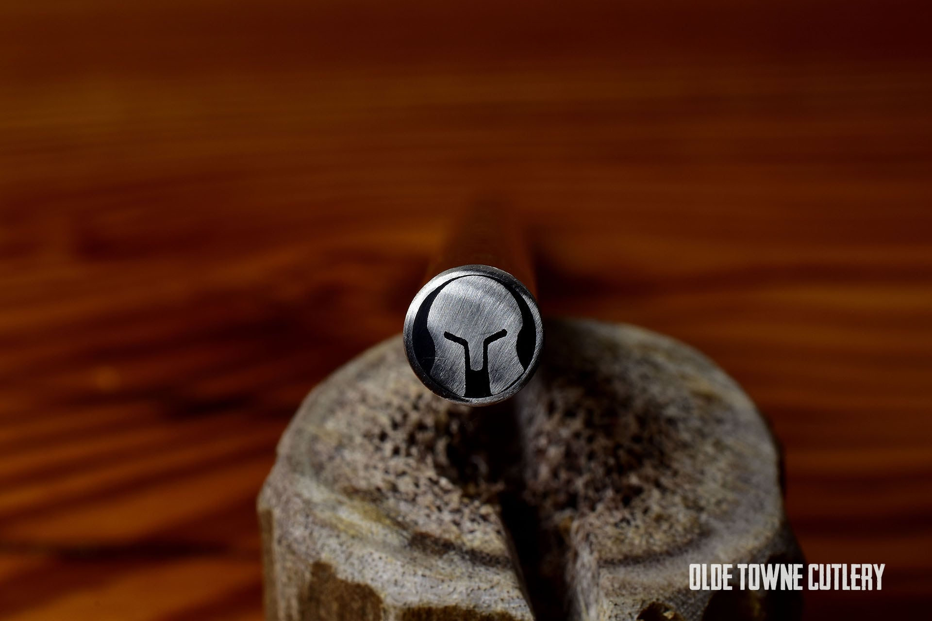 "Balatsky SPARTAN Mosaic Pin Spartan Helmet 1/4"" x 4"""