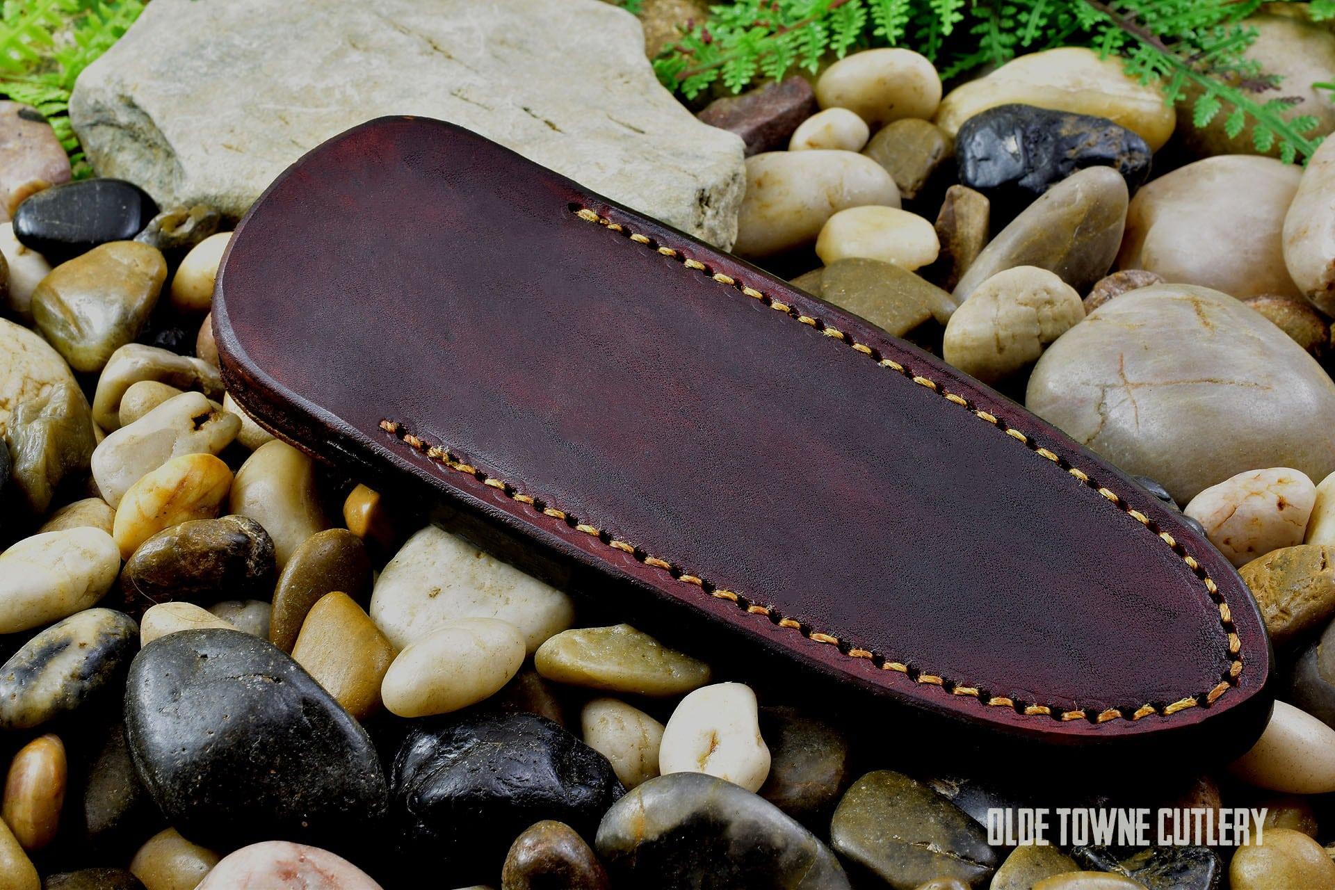 Leather Boot Sheath USA Made