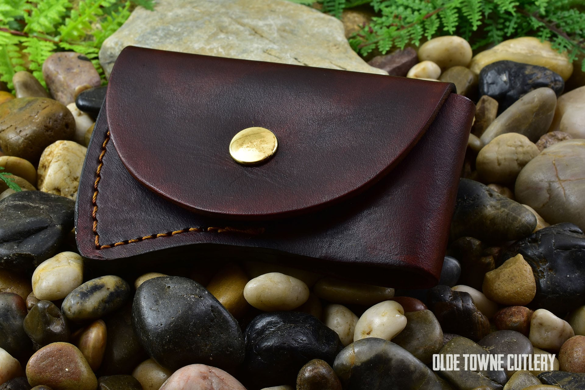 Leather Hatchet Sheath 631 USA Made