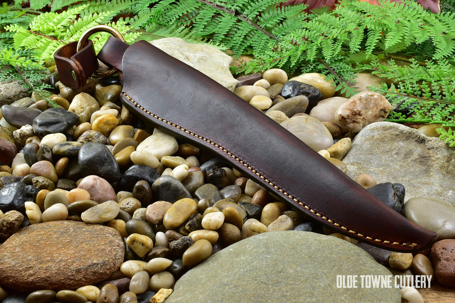 Leather Filet Knife Sheath