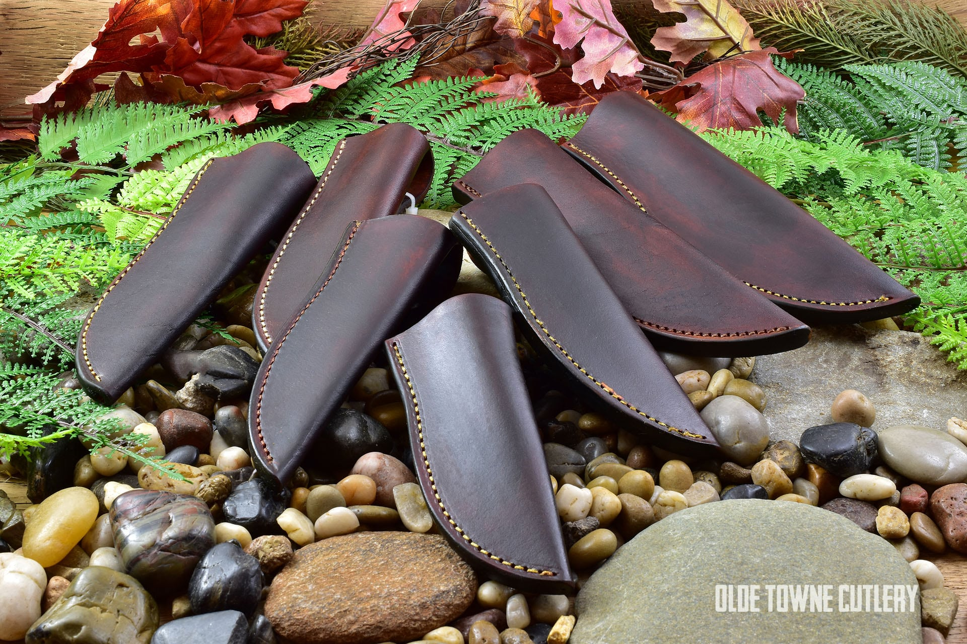 Premium Leather Knife Sheaths Sized to Fit