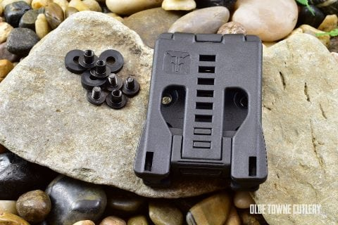 Blade Tech Tek-Lok Clip - Standard - With Hardware