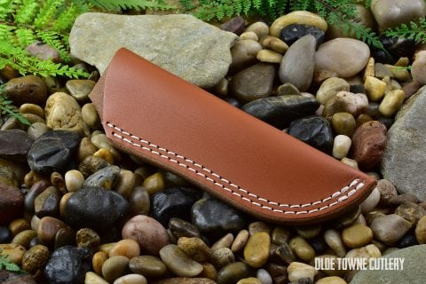 Leather Knife Sheath - Medium