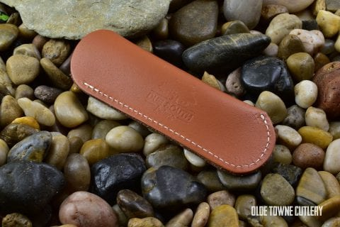 Leather Knife Slip
