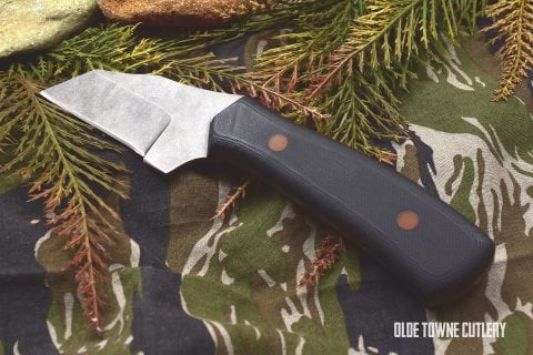 Alfa Knife Mini A5 Variant Black G10