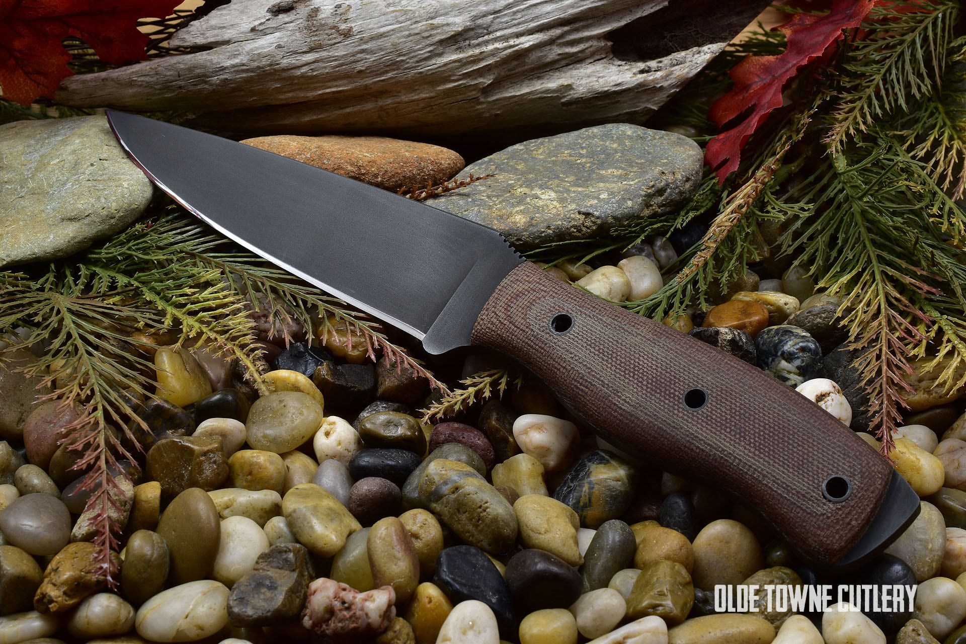 Winkler Knives Recon Tan Micarta