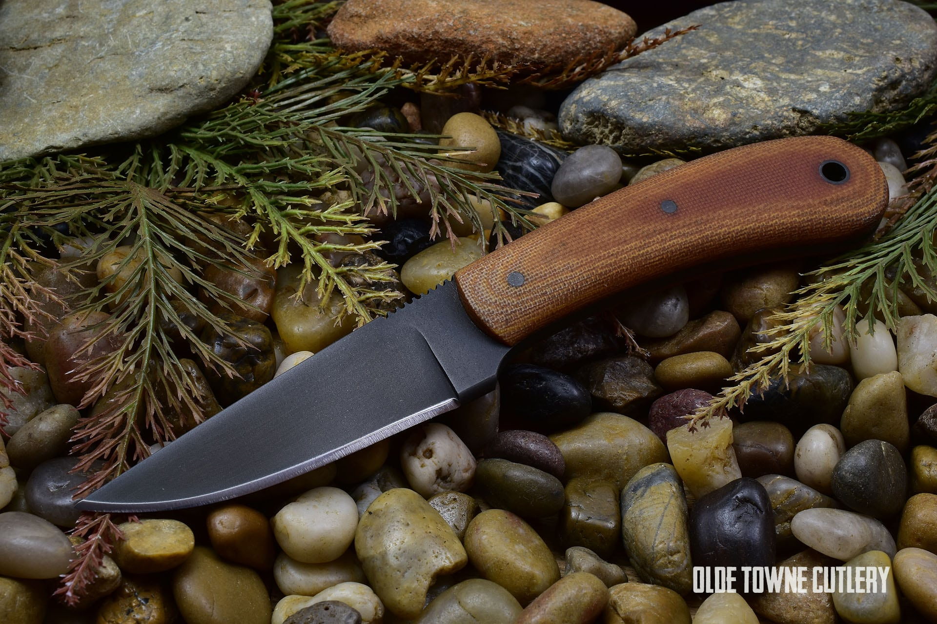 Winkler Knives Standard Duty 2 Tan Micarta