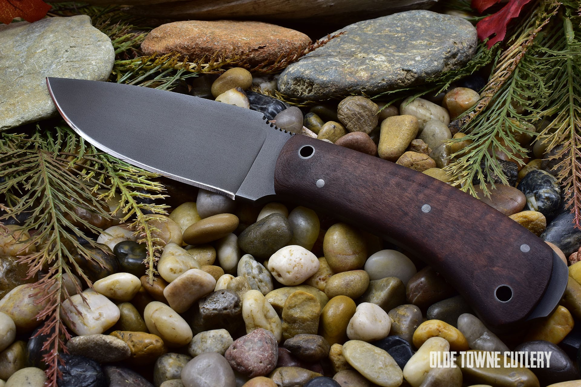 Winkler Knives Woodsman Maple Handle