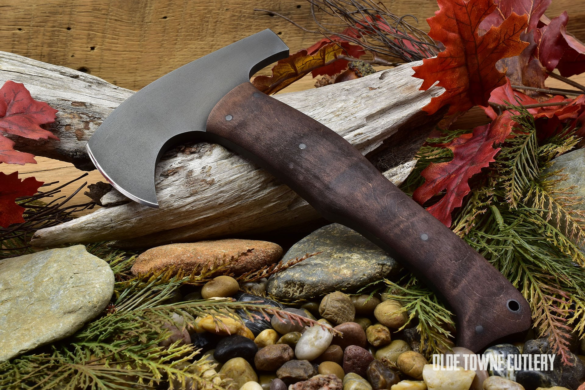 Winkler Hunter Axe LT Smooth Curly Maple