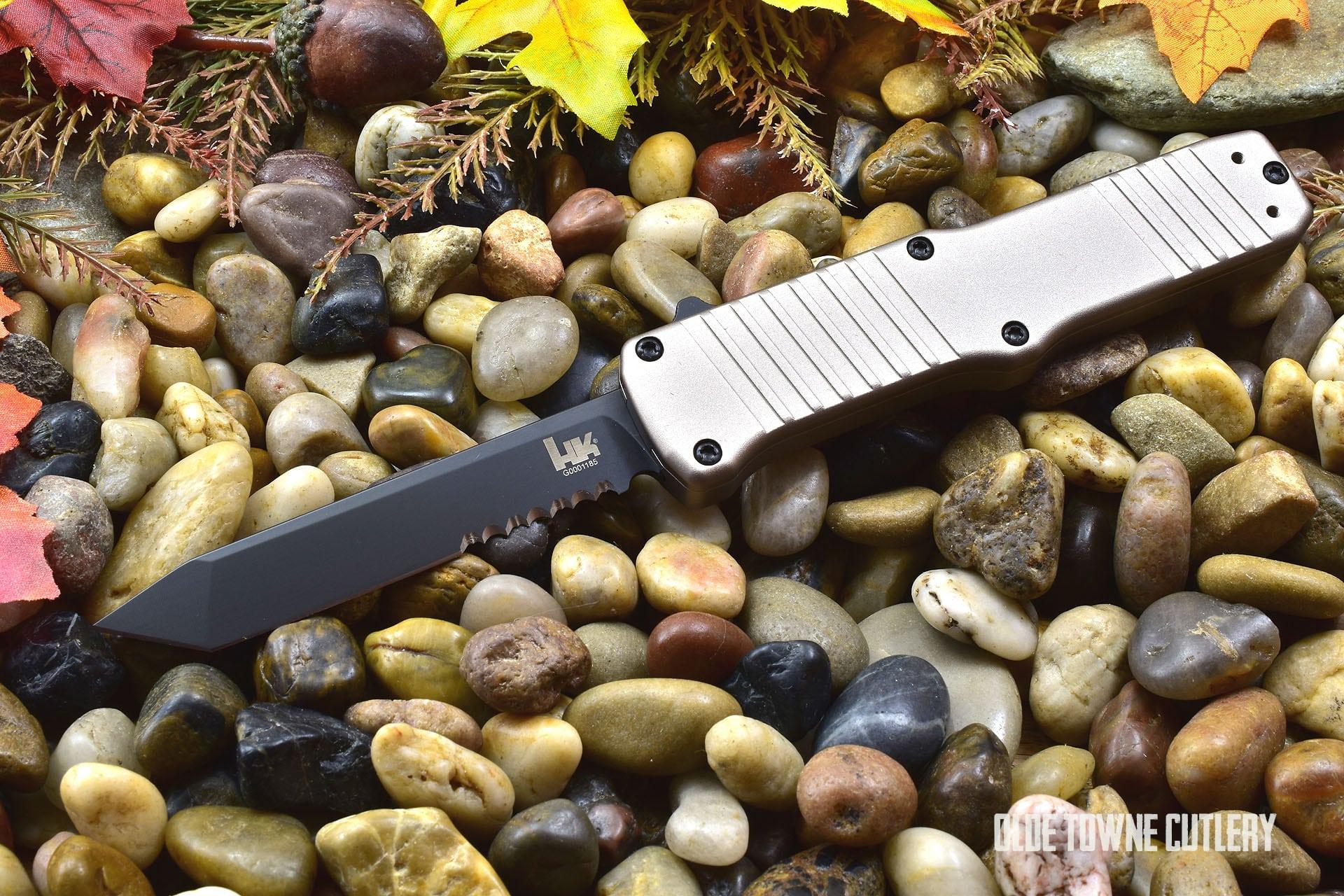 HK Knives 54003 Hadron OTF Matte FDE