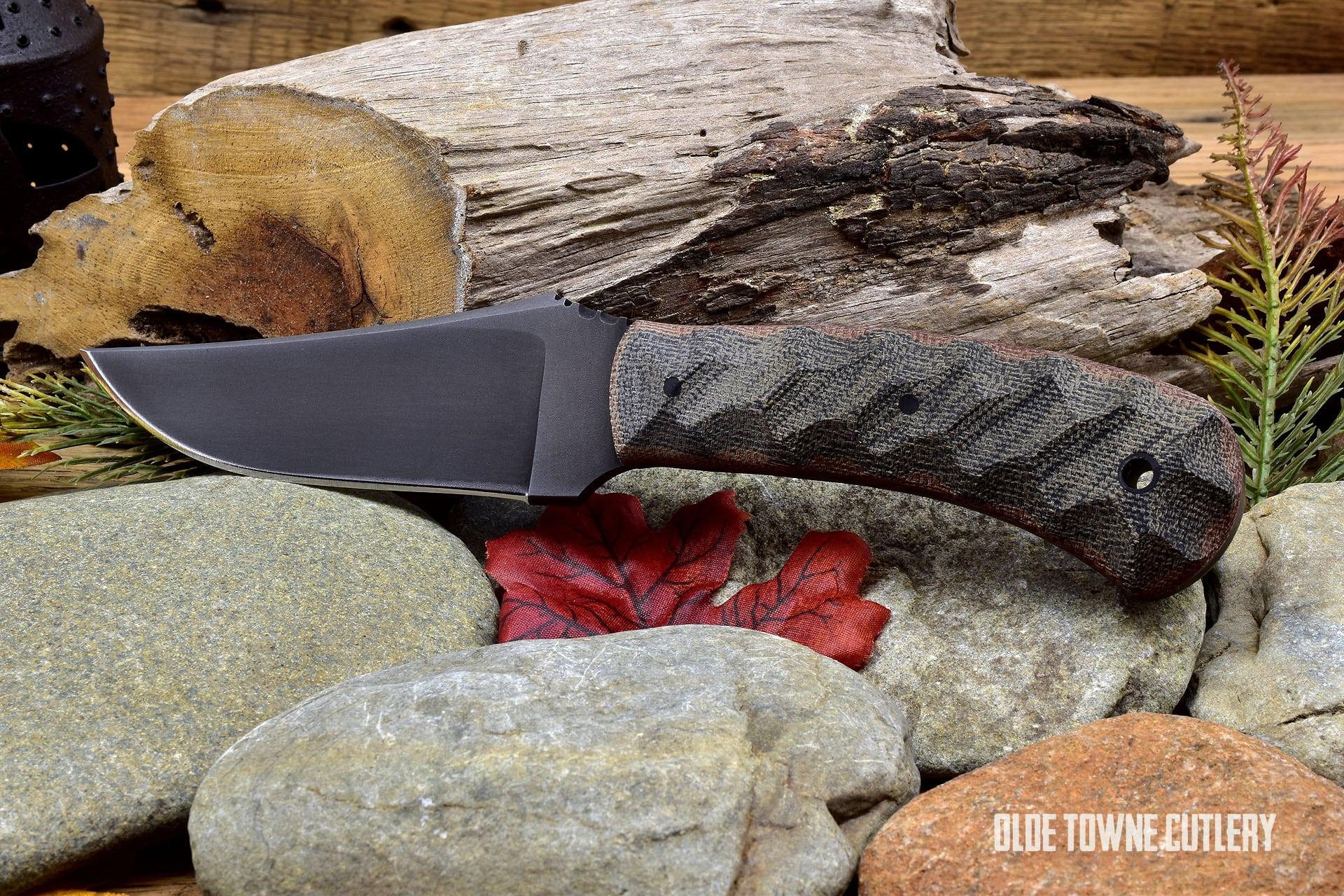 Winkler Knives Blue Ridge Hunter Sculpted Wasp