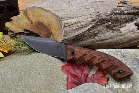Winkler/Jason Knight Everycarry Sculpted Relic Tan Micarta