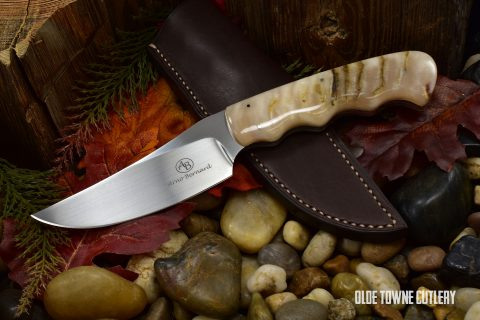 Arno Bernard Knives 2504BV Sailfish Sheep Horn