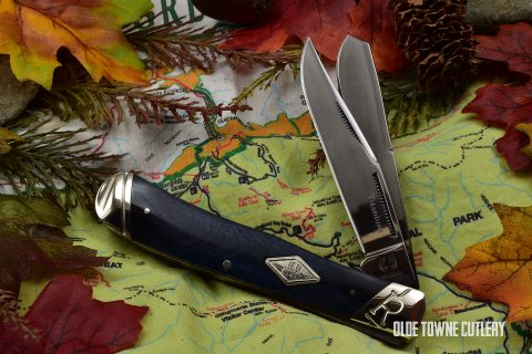 Rough Rider RR1780 Trapper Black Bone