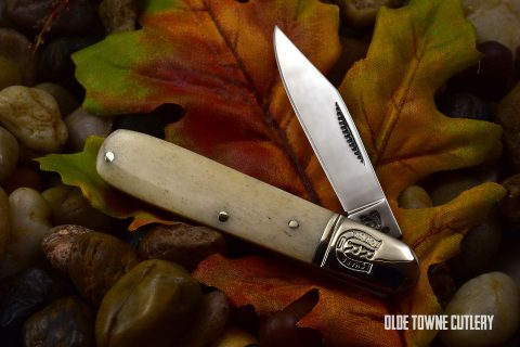 Rough Rider RR1273 White Bone Small Barlow
