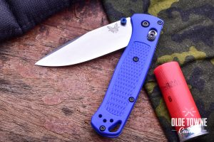 Benchmade 535 Bugout Axis Drop Point