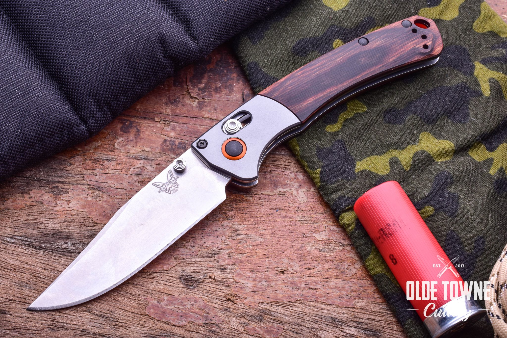 Benchmade 15085-2 Mini Crooked River
