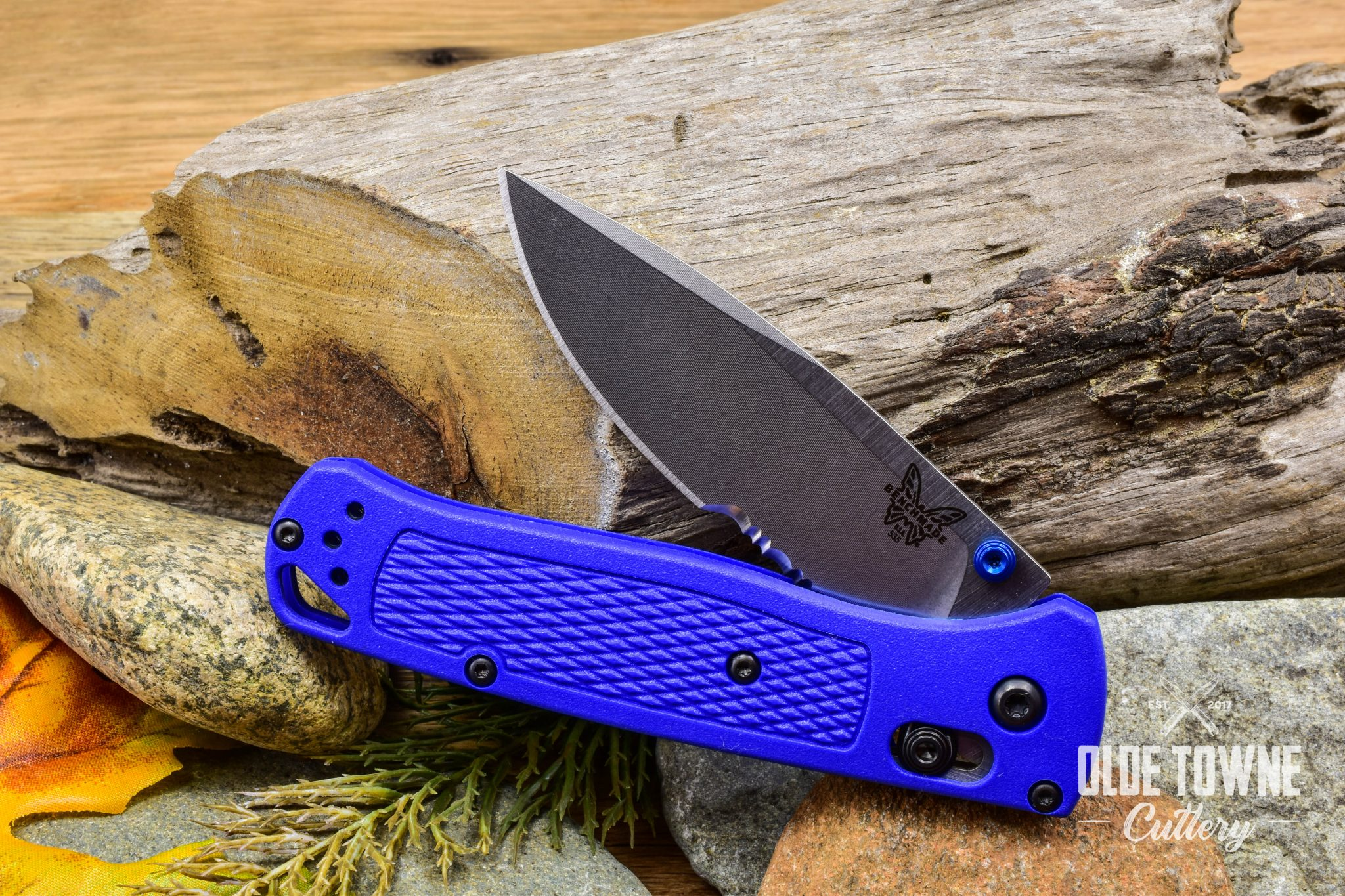 Benchmade 535S Bugout Blue