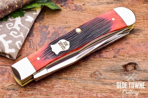 W.R. Case & Sons 6254SS Chestnut Trapper