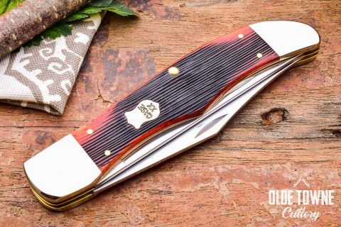W.R. Case & Sons 6265SS Chestnut Folding Hunter