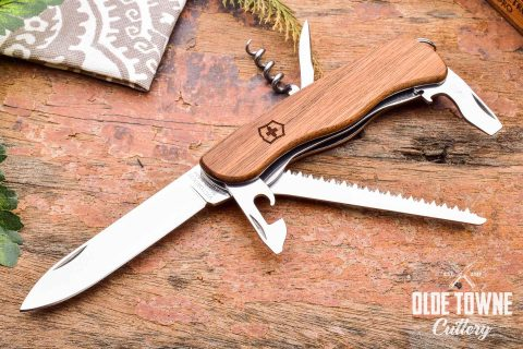 Victorinox VN0836163 Forester Wood